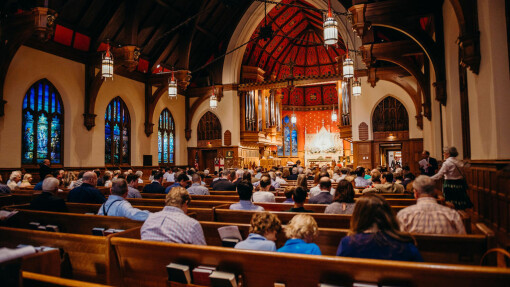 New Registration Process for In-Person Worship